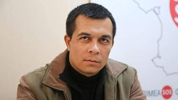 Задержанного утром защитника прав крымских татар уже судят за пост в Facebook
