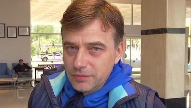 Сергей Мохник