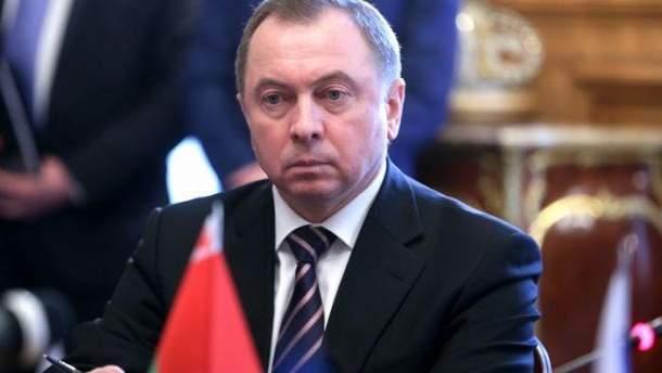 Білорусь закликала Європу попередити ескалацію конфлікту біля своїх кордонів