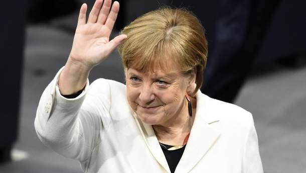 """""""Час після неї"""": Ангела Меркель під бурхливі овації виголосила прощальну промову (фото)"""