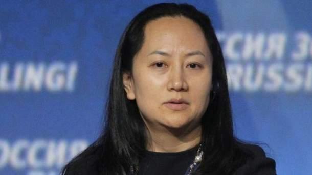 Чому затримали фіндиректора Huawei