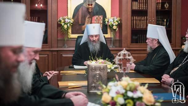 Синод Украинской Православной Церкви Московского патриархата