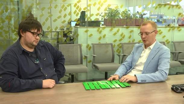 Українські розробники створили килимок, який безпомилково визначає наявність та вагу товару