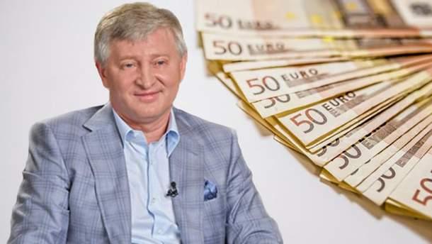 Прибутки енергетичної монополії Ахметова б'ють нові рекорди