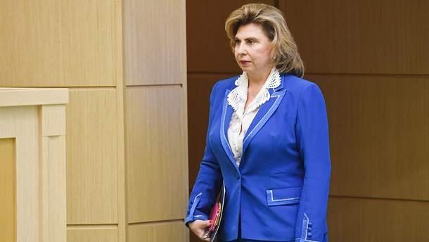 Уповноважена з прав людини у Росії Тетяна Москалькова розповіла про умови утримання полонених українських моряків