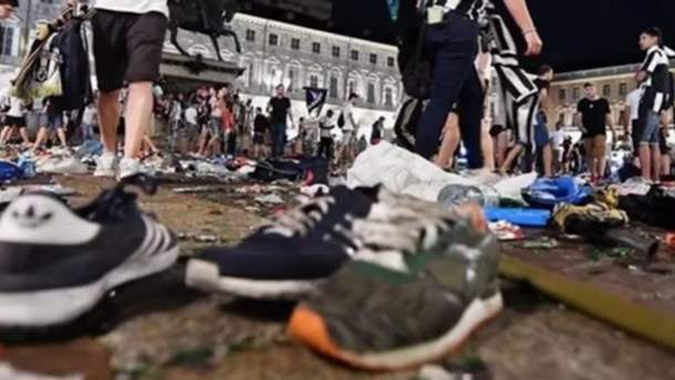В результаті тисняви в італійському клубі загинуло 6 людей
