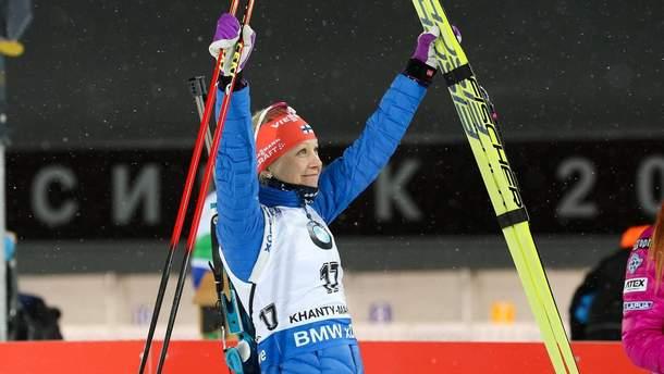 Кайса Макаряйнен перемогла у спринтерській гонці в Поклюці