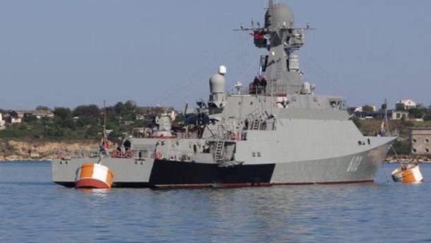 """Малий ракетний корабель """"Орехово-Зуєво"""""""