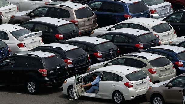 Продажи новых авто в Украине выросли на 11 процентов