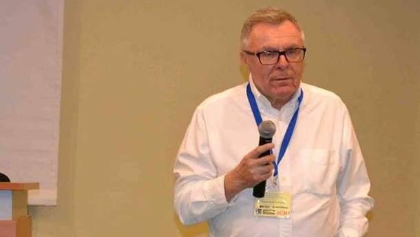 В Одессе погиб ученый Александр Захария