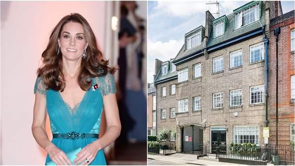Кейт Міддлтон і будинок її батьків у Лондоні