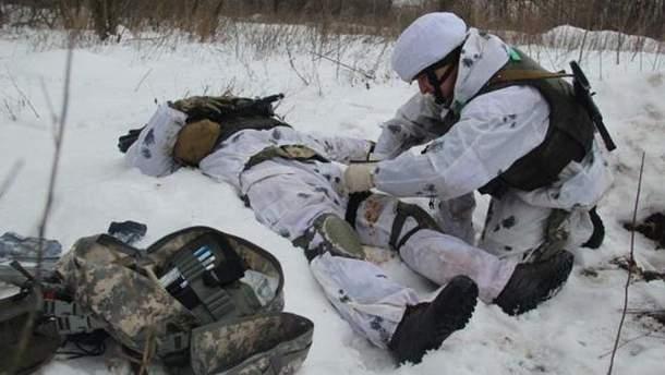 Під час навчань резервіст підстрелив військового (ілюстрація)