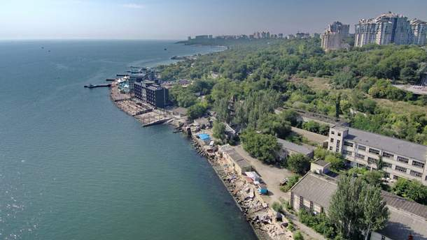 Втрачені береги: влада Одеси відбирає у містян дві третини набережної Чорного моря
