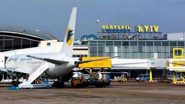 """В аеропорту """"Бориспіль"""" переконують, що не було жодної аварії літака"""