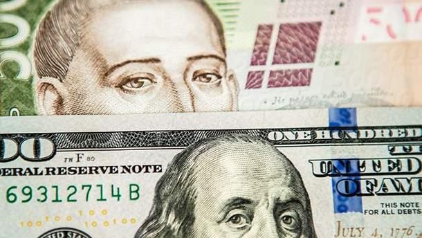 Готівковий курс валют на 10.12.2018: курс долару та євро