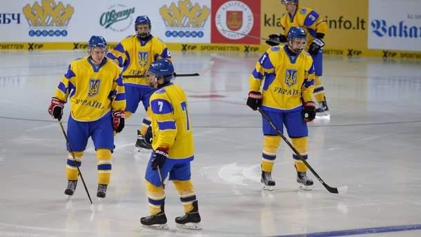 Молодежная сборная Украины потерпела разгромное поражение на чемпионате мира