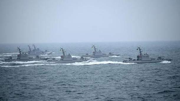 ЕС будет давить на РФ из-за ситуации в Азовском море