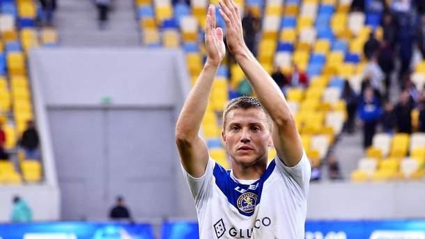 Володимир Адамюк – найкращий футболіст 18 туру УПЛ