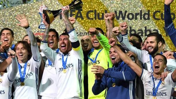 Стали відомі всі учасники Клубного чемпіонату світу з футболу