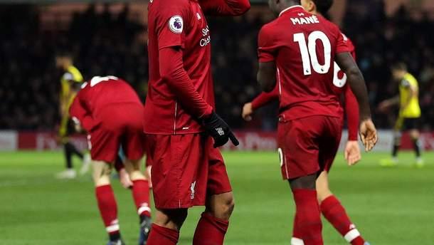 Ливерпуль – Наполи: прогноз на матч 11.12.2018