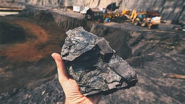 Угольная промышленность