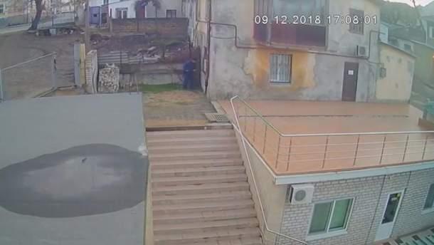 """В офис """"Крымской солидарности"""" пытался проникнуть злоумышленник"""
