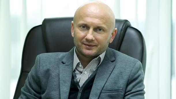 Олег Смалийчук подал в отставку