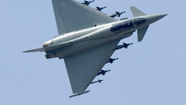 Через російські літаки Британія підняла в небо винищувачі