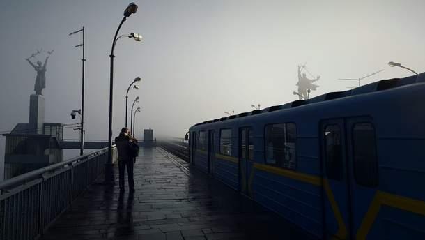Вагони метро стануть хостелом у Києві
