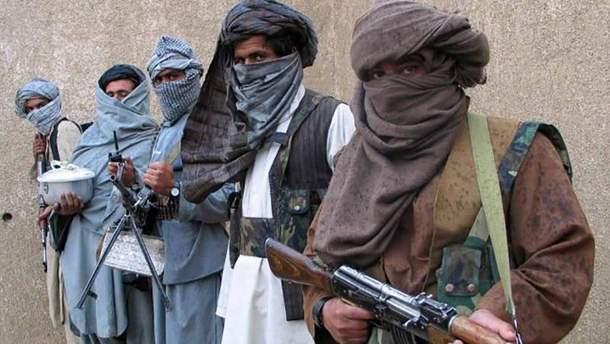 В Афганистане во время столкновений с талибами погибли много людей
