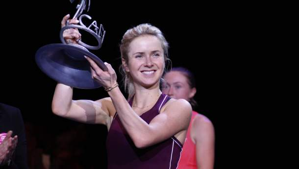 Свитолина победила на выставочном турнире во Франции