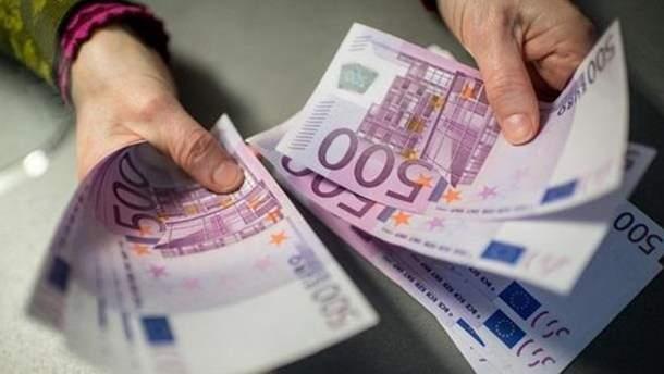 В ЕС изымут из обращения банкноту в 500 евро
