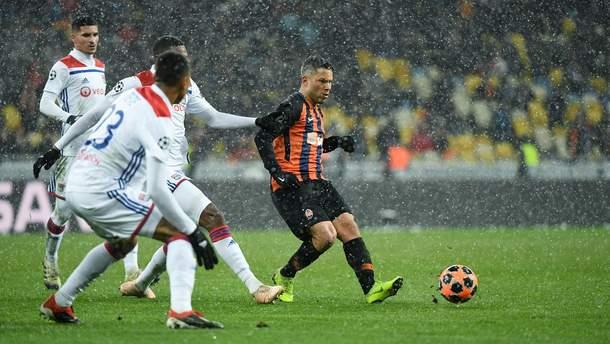 Шахтар - Ліон: огляд матчу 12 грудня 2018