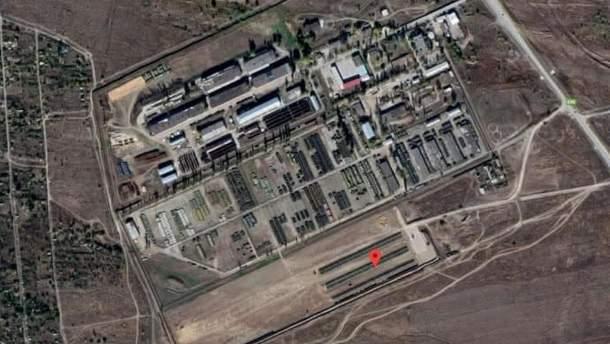 """Про """"нову"""" російську базу поблизу кордону з Україною"""