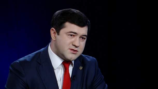 Одіозний Насіров поновився на посаді голови ДФС: рішення суду