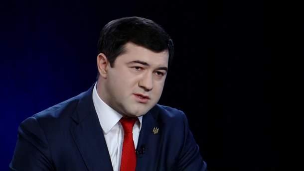 Насиров восстановился в должности главы ГФС