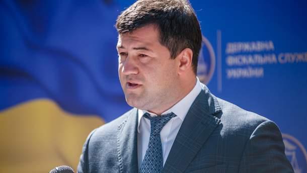 Правительство обжалует восстановление Насирова на должности главы ГФС