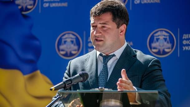 Насиров планирует 12 декабря вернуться на работу в ГФС