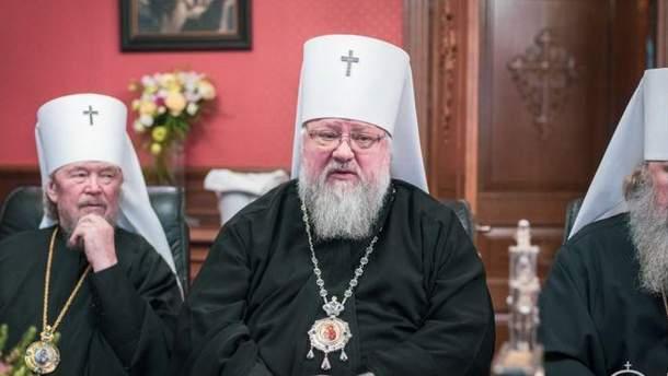 Митрополиту Илариону восстановили разрешение на пересечение линии разграничения на Донбассе