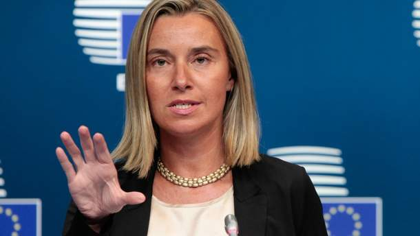 Україна має посилити боротьбу з корупцією, – Могеріні