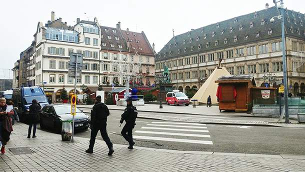 Что сейчас происходит в Страсбурге