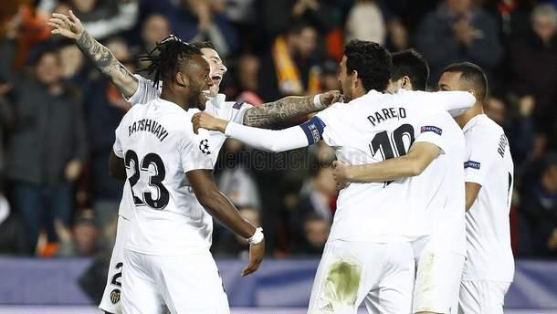 Валенсія - Манчестер Юнайтед: відео голів, огляд матчу