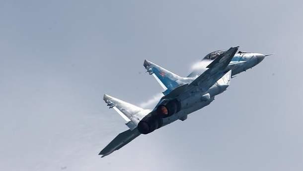 В России испытывают истребители Миг-35 и Миг-35УБ