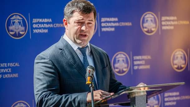 Почему суд восстановил Насирова в должности главы ДФС