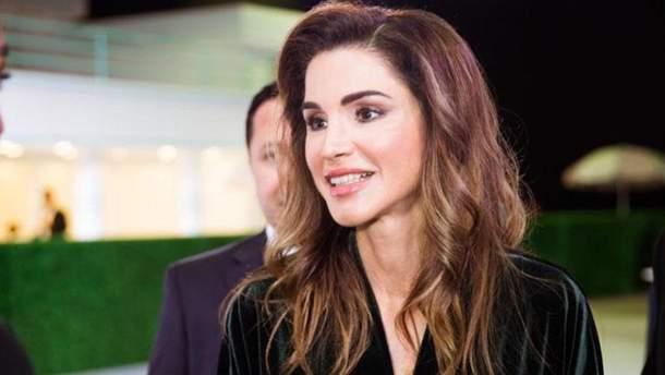 Королева Ранія відвідала ОАЕ