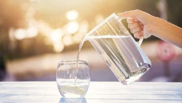 Как вода в организме влияет на зрение