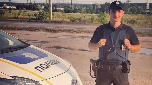 Втеча харківського патрульного до Росії: з'явився емоційний коментар МВС