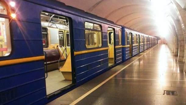 Киевское метро будет работать в особом режиме из-за футбола