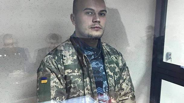 "Командир буксира ""Яны Капу"" Олег Мельничук"