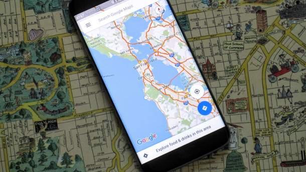 Каким будет обновленный дизайн в Google Maps